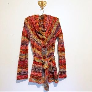 FREE PEOPLE WOMEN BUTTON UP CARDIGAN. SIZE M